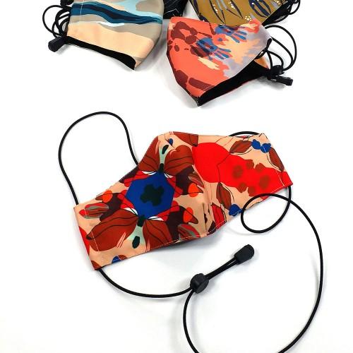 Product - Masker 3 Ply Custom Dengan Selipan Filter